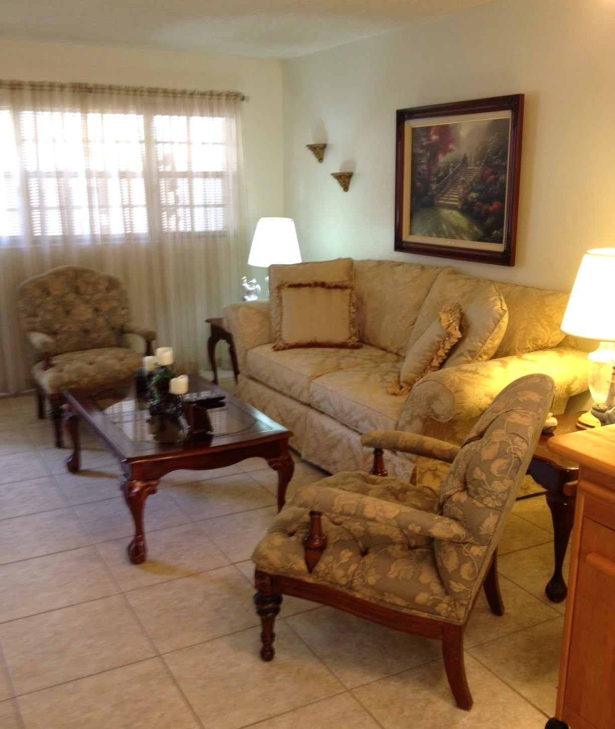 Pentagon Apartments Melbourne Florida